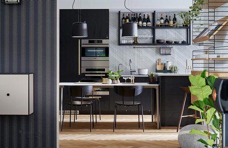 老房翻新-北欧风格公寓