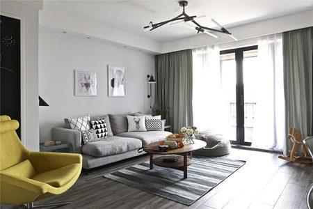 北欧风格设计公寓作品展示