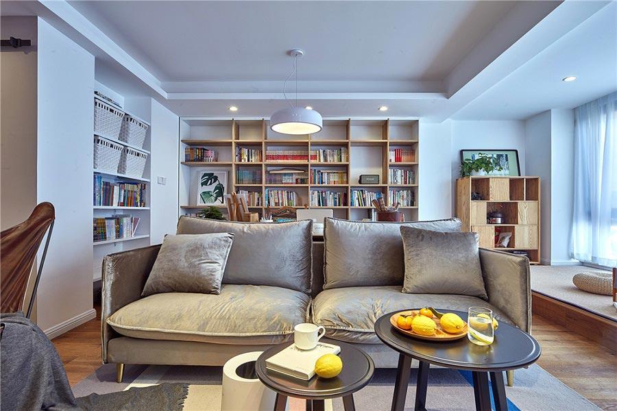简欧风格设计公寓作品展示