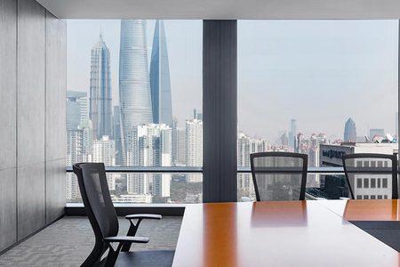 华旭大厦500平办公室装修